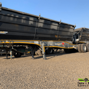 2019 Trailord SA Side Tipper (#1876 / #1877)