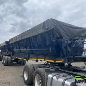 2014 Top Trailer 40m3 For Sale (#2363 / #2364)
