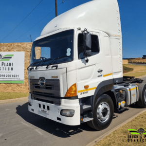 2016 Hino 700 Low Roof Cab (#2658)