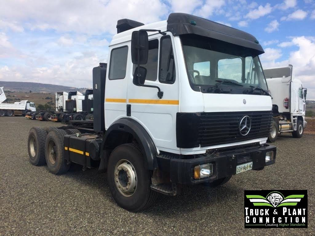 49 Used 1990 Mercedes Benz Powerliner 2435 For Sale
